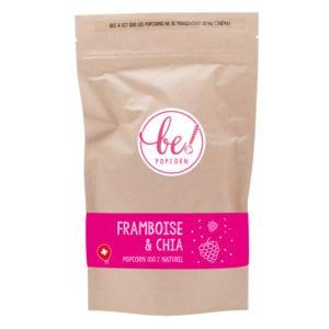 Popcorn - Framboise & Chia