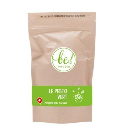 Popcorn - Pesto vert