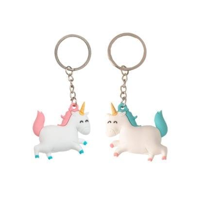 Porte-clés - Licornes
