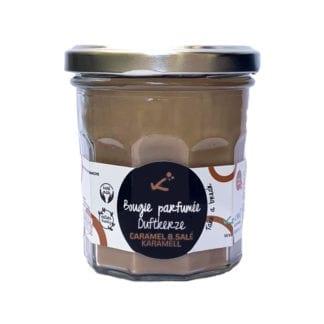 Bougie - Caramel beurre salé