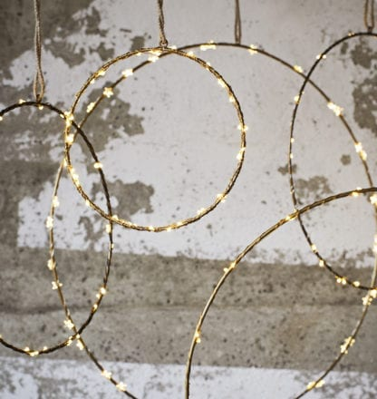 Cercle en métal
