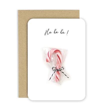 Carte de voeux – Ho ho ho
