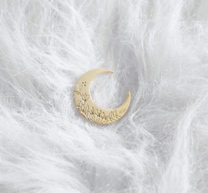 Pin's – Lune mystique