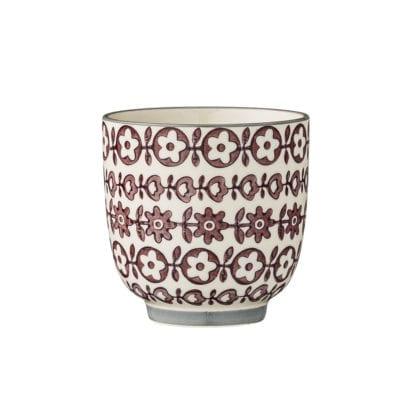Mini mug Karine - Bordeau