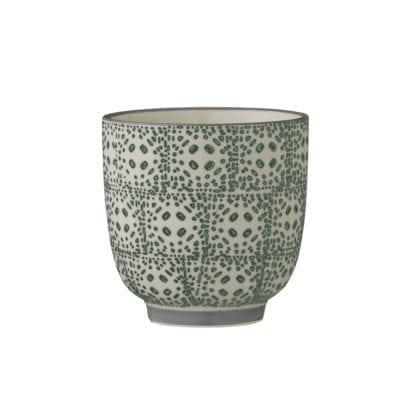 Mini mug Karine - Vert