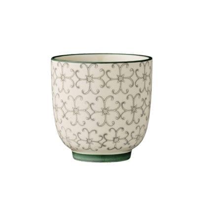 Mini mug Karine - Gris