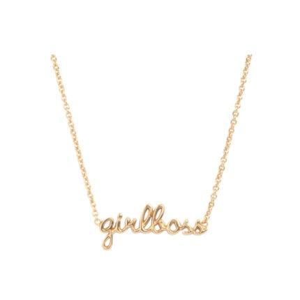 Collier – Girlboss
