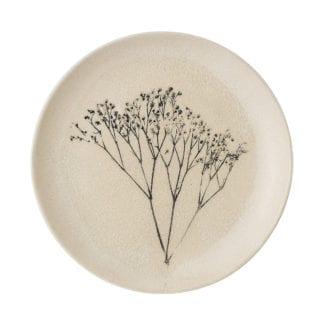 Assiette Bea - Fleur