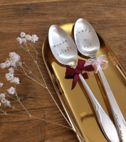 Cuillère gravée - The Loving Spoon