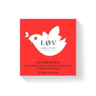 Thé en sachet – Lov is Beautiful