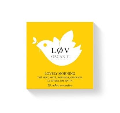 Thé en sachet – Lovely morning
