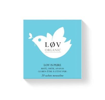 Thé en sachet – Lov is Pure