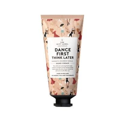 Crème pour les mains tube – Dance first