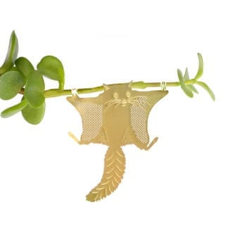 Déco pour plante - Écureuil volant