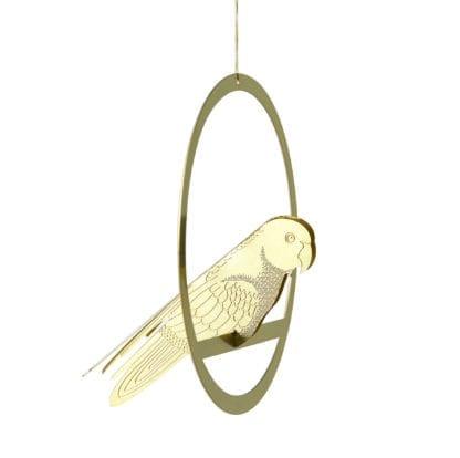 Déco à suspendre - Oiseau