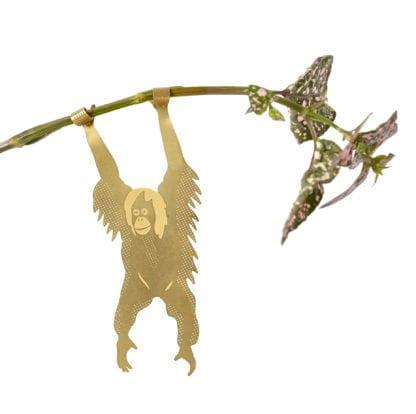 Déco pour plante - Orang-outan