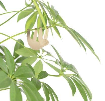 Déco pour plante - Paresseux