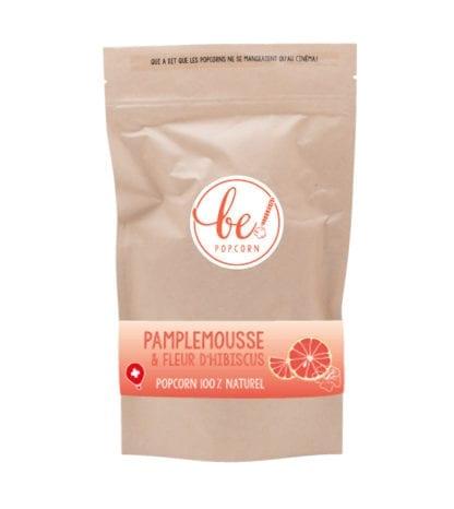 Popcorn - Pamplemousse & Fleur d'hibiscus