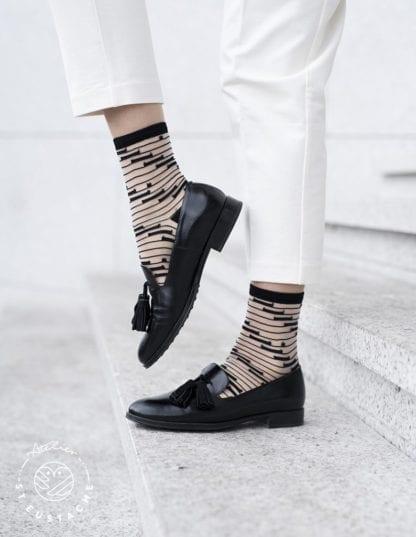 Chaussettes - Shinjuku noir