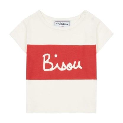 T-shirt - Bisou