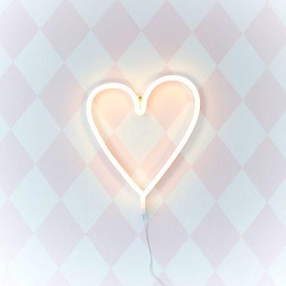 Lampe néon – Coeur