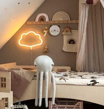 Lampe néon – Nuage