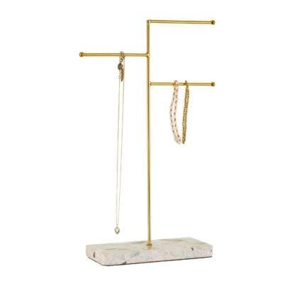 Support à bijoux - Terrazzo M