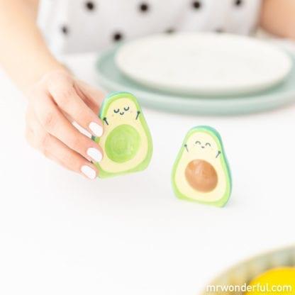 Sel et poivre - Avocat