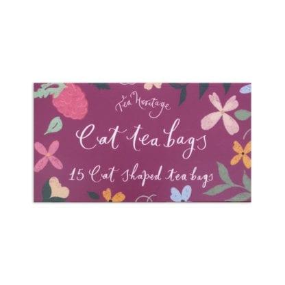Boite sachet chat - Tea Heritage