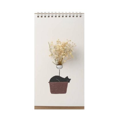 Flip vase - Chats