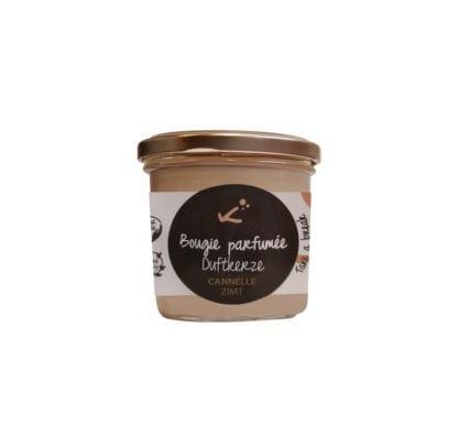 Bougie parfumée mini - Cannelle