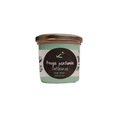 Bougie parfumée mini - Thé vert