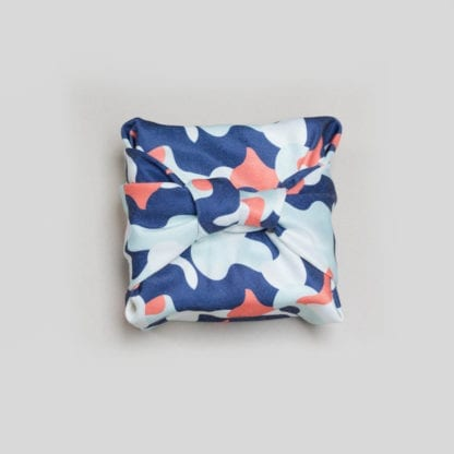 Emballage cadeau tissu - Camouflage