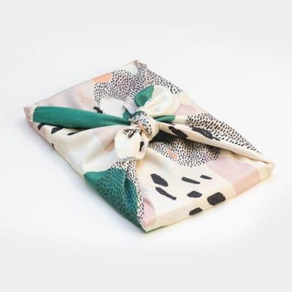 Emballage cadeau tissu - Mantra