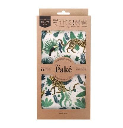 Emballage cadeau tissu - Wild