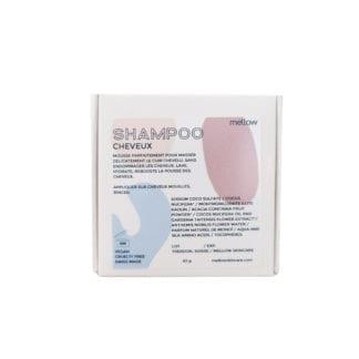 Shampoing solide - Monoï