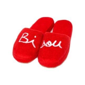 Pantoufles Bisou - Adulte