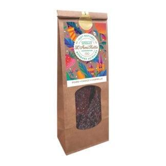Bonbons - Poire-Choco-Cannelle (50gr)