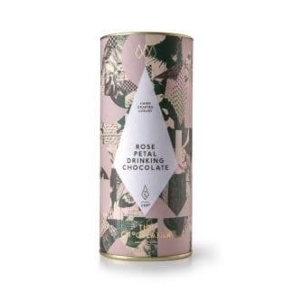 Chocolat chaud – Pétale de rose