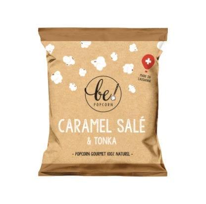 Popcorn mini - Caramel salé & Tonka
