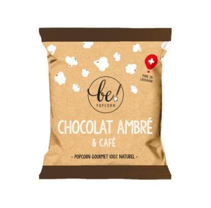 Popcorn mini - Chocolat ambré & Café