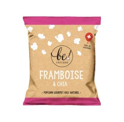 Popcorn mini - Framboise & Chia