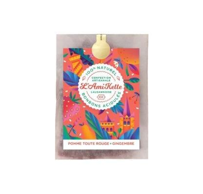 Bonbons - Pomme-Gingembre (20gr)