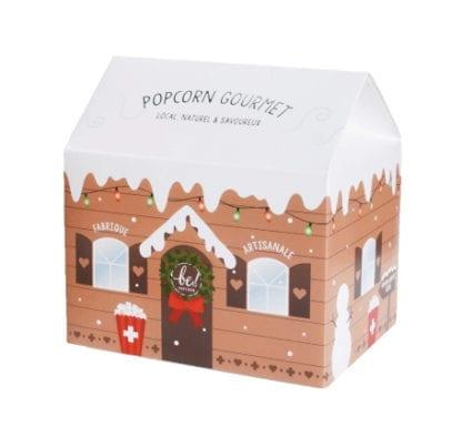 Popcorn - Coffret Noël (4 paquets)