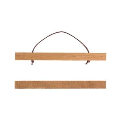 Porte-affiche en bois – 31cm