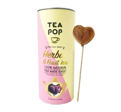 Tea Stick en boîte – Herbal & Fruits (6pcs)