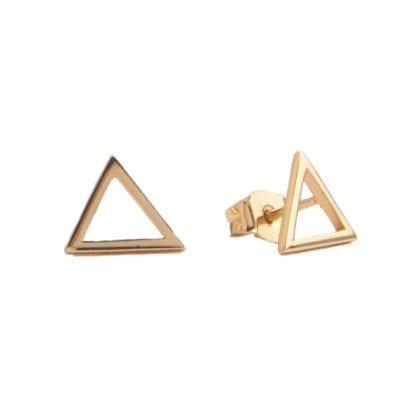 Boucles d'oreilles - Triangle
