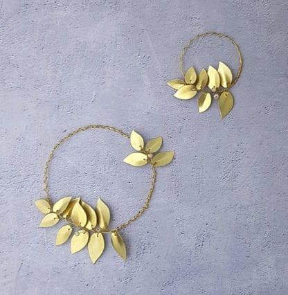 Mini couronne Aurea - Doré