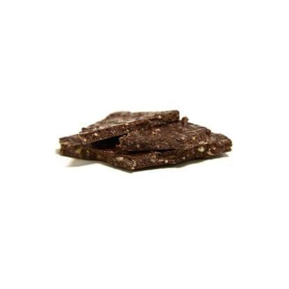 Chocolat pétillant - Noir