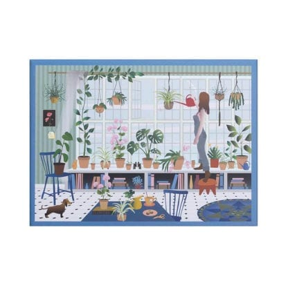 Puzzle - Plant lover